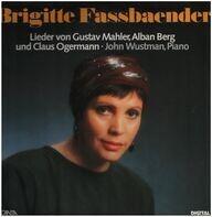 Alban Berg , Claus Ogerman, Gustav Mahler - Lieder Von Alban Berg, Claus Ogermann Und Gustav Mahler