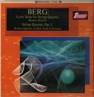 Alban Berg - Lyric Suite for String Quaret, String Quartet, Op.3