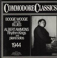 Albert Ammons - Boogie Woogie and the Blues