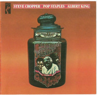 Albert King , Steve Cropper & Pops Staples - Jammed Together