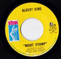 Albert King - Night Stomp / Blues Power