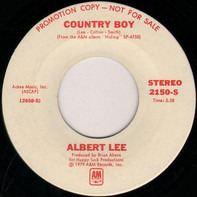Albert Lee - Country Boy