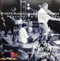 Albert Mangelsdorff & Reto Weber Percussion Orchestra - Live at Montreux