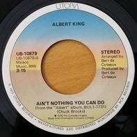 Albert King - Ain't Nothing You Can Do