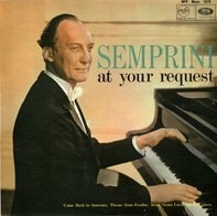 Alberto Semprini - Semprini At Your Request