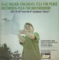 Alec Wilder , Beethoven / Milford Fargo - Plea for Peace - Plea for Brotherhood