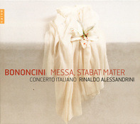 ALESSANDRINI,RINALDO/CONCERTO ITALIANO/+ - Messa,Stabat Mater