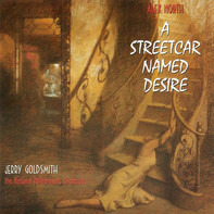 Alex North , Jerry Goldsmith - National Philharmonic Orchestra - A Streetcar Named Desire