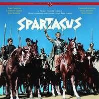 Alex North - Spartacus -Gatefold-