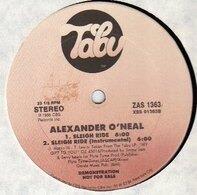 Alexander O'Neal - The Little Drummer Boy / Sleigh Ride