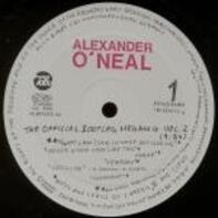 Alexander O'Neal - The Official Bootleg Megamix Vol. 2