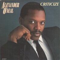 Alexander O'Neal - Criticize