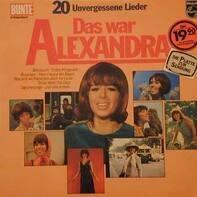 Alexandra - Das war Alexandra