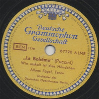 Puccini - La Bohême / Tosca