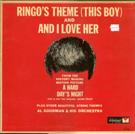 Al Goodman And His Orchestra - Ringo's Theme (This Boy) And And I Love Her