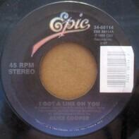 Alice Cooper / Britny Fox - I Got A Line On You / Livin' On The Edge