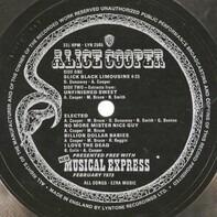 Alice Cooper - Slick Black Limousine