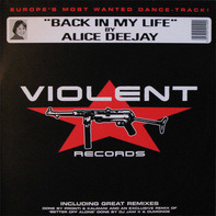Alice Deejay - Back In My Life