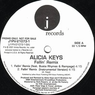 Alicia Keys - Fallin' (Remix)