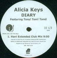 Alicia Keys - Diary (Hani Mixes)