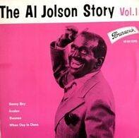Al Jolson - The Al Jolson Story Vol. 1