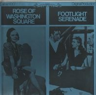 Al Jolson, Alice Faye,.. - Rose Of Washington Square / Footlight Serenade
