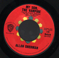 Allan Sherman - My Son, The Vampire / I Can't Dance