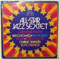 All-Star Jazz Sextet - A Jam Session With