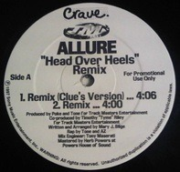Allure - Head Over Heels (Remix)
