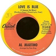 Al Martino - Love Is Blue (L'Amour Est Bleu)
