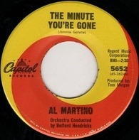 Al Martino - Wiederseh'n / The Minute You're Gone