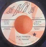 Al Perkins - I'm So Thankful