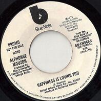 Alphonse Mouzon - Happiness Is Loving You