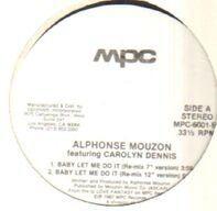 Alphonse Mouzon - Baby let me do it