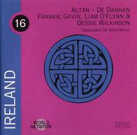 Altan , De Danann , Frankie Gavin , Liam O'Flynn , Dessie Wilkinson - Ireland: Treasures Of Irish Music