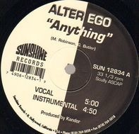 Alter Ego - Anything