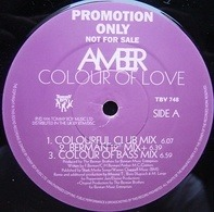 Amber - Colour Of Love