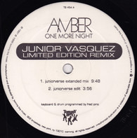 Amber - One More Night (Junior Vasquez Limited Edition Remix)