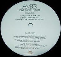 Amber - One More Night Remixes