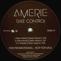 Amerie - Take Control / That's What U R