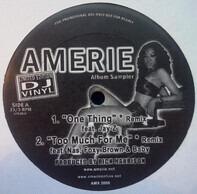 Amerie - Album Sampler