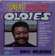 Amos Milburn - Great Rhythm & Blues Oldies Volume 10 - Amos Milburne