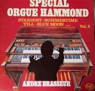 André Brasseur - Special Orgue Hammond