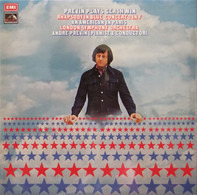 André Previn - The London Symphony Orchestra - Previn plays Gershwin