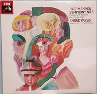 "André Previn , Sergei Vasilyevich Rachmaninoff - Symphony No. 3 In A Minor, Op. 44. Intermezzo And Women's Dance From ""Aleko"""