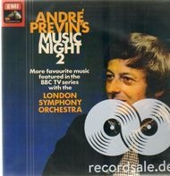 André Previn , The London Symphony Orchestra - André Previn's Music Night 2