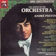 André Previn Conducting The The London Symphony Orchestra - The Sound Of The Orchestra