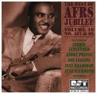 André Previn / Joe Liggins / Tiny Bradshaw a.o. - The Best Of AFRS Jubilee Vol. 10 No. 137 & 93