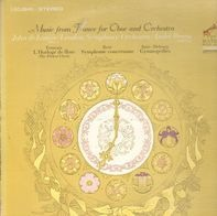 André Previn / The London Symphony Orchestra - Music from France for Oboe and Orchestra