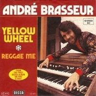 André Brasseur - Yellow Wheel